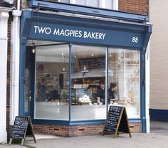 Two Magpies Bakery | Suffolk, UK