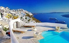 Taking a 10 minute mental vacation..... Currently I'm in #Greece ;)