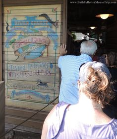 """Disney Jungle Cruise Narration - Those of you adventurers entering the world-famous Jungle Cruise, please notice there are two lines, one on the right and the other on the left. If you'd like to keep your family together, please stay in the same line. However, if there is someone in your family you'd like to get rid of, just put them in the opposite line and you'll never see them again.""""  For a list of 45 great #Disney World freebies see: http://www.buildabettermousetrip.com/disney-freebies/"""