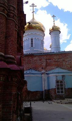 Church on Baumman Street, Kazan Russia