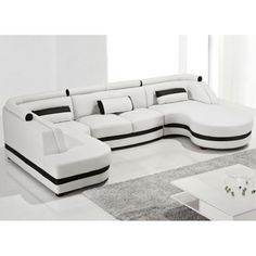 This Awesome Photo Selections About Modern Leather Sectional Sofa Is  Available To Save.
