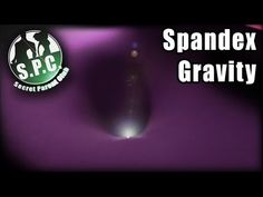 Spandex Gravity - SPC Projects - YouTube