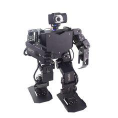 Shopping cheap LOBOT +Raspberry Pi 3B+ Programmable Wifi Smart HD Camera Tracking RC Robot APP/Stick Control on RCbuying.com at discount. Sierra Leone, Belize, Uganda, Rc Robot, Smart Robot, Costa Rica, Bluetooth, Cook Islands, Montenegro