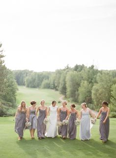 DIY Greenwood Hills Country Club Wedding  Read more - http://www.stylemepretty.com/2014/02/12/diy-greenwood-hills-country-club-wedding/