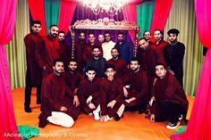 Groom and groomsmen http://www.maharaniweddings.com/gallery/photo/88246