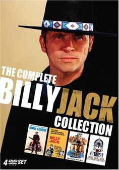 The Complete Billy Jack Collection (Born Losers/Billy Jack/The Trial of Billy Jack/Billy Jack Goes to Washington) Image Entertainment http://www.amazon.com/dp/B0029Z8K7O/ref=cm_sw_r_pi_dp_1TYeub09NS25P