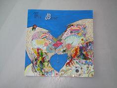 """""""My kiss"""" from El tiempo es mío collection.  Author Miguel Gómez."""