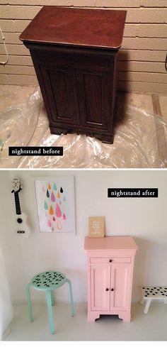 Spring Break & Furniture Makeovers
