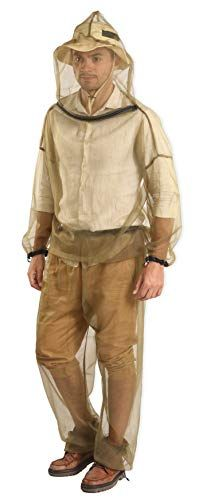 gnats : Bug Jacket Hood & Pants - Mosquito Repellent Net Clothing for Men & Women - Insect-Proof Netting Suit for Outdoor Protection from Bugs, Flies, Gnats, No-See-Ums & Midges. Mosquito Repellent Clothing, Best Insect Repellent, Best Mosquito Repellent, Cute Scarfs, Outdoor Woman, Try On, Bugs, Rain Jacket