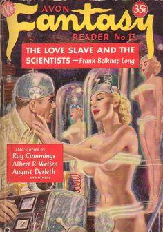 Avon Fantasy Reader no.13 I lloovveeee my scientist..  Baby I'm getting u one of those hats pronto!!!!!!!