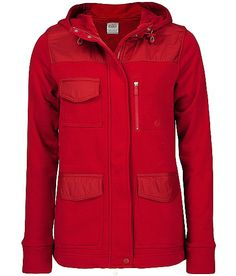 This adorable Nike 6.0 H2O Stratton Hooded Jacket has an endearing vintage feel about it. With plenty of pockets for extra magazines, knives, flashlights, your ipod and more, you just about don't need a purse.     For concealment behind the hip in an IWB.