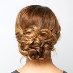 Braids and buns are two of the most popular topics on behindthechair.com, so when we're able to offer you a braided bun? It's crazy good! This particular version, by bestselling BTC author Stephanie Brinkerhoff, is a delicious confection of perfection. It's soft, graceful and balanced, with just enough of a relaxed shape to be completely … Continued