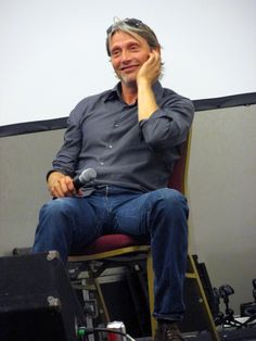 This was the view at Mads Horrorhound Q&A. Very pleasant