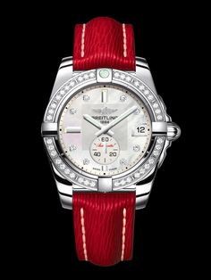 #Breitling #Galactic 36 Automatic Stainless Steel #Watch