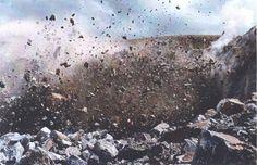 Naoya Hatakeyama - Explosion photography