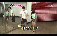 We Got Married, Jang-woo, Eun-jung(48) #10, 이장우-함은정(48) 20120707