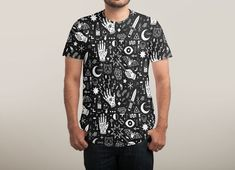 Check out the design Witchcraft by Camille Chew on Threadless