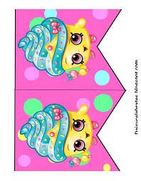 Image result for free shopkins birthday printables