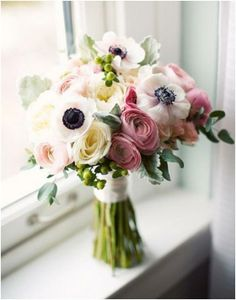 Friday Florals: Anemones | la salle design blog