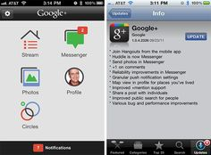 Google engineer Frank Petterson announced that the company has released Google+ app for iPad and iPhone in 48 countries and territories in an attempt to make its service both global and mobile.