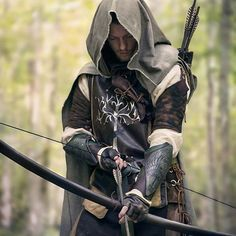 Resultado de imagen para archery  fantasy