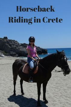 A road trip to South of Crete including Horseback -riding on the beach.