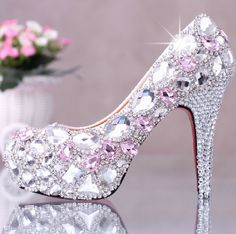 Sapato de Cristal