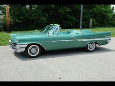 1958 Chrysler New Yorker convertible