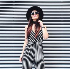 Feeling some stripe of way in this Strappy striped jumpsuit ($26)! @missleote http://www.2020ave.com/collections/rompers-jumpsuits/products/strappy-striped-jumpsuit?utm_source=soldsie&utm_medium=referral&utm_campaign=160511_strappystripedjumpsuit