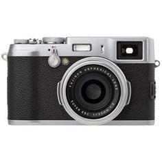 Fujifilm Finepix X100 Digital Camera 16128244   please santa!!