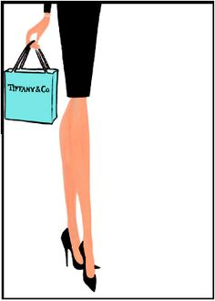 #tiffany  #illustration