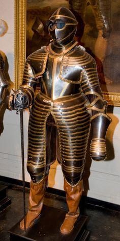 17th Century Dutch Knight's Armor