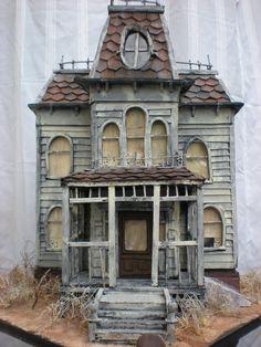 Psycho model house