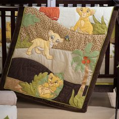 How To Decorate Toddler Bedroom With Lion King Theme
