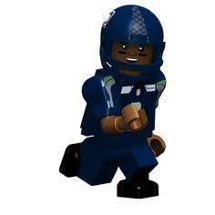 Lego Russell Wilson...this is awesome!!!