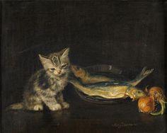 Meta Pluckebaum, German Artist (1876-1945)