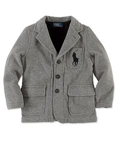 This blazer is perfect for the fall! Ralph Lauren Kids Blazer.