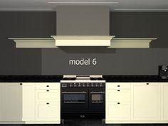 keukenschouw model 6 (keukenschouwopmaat.nl)