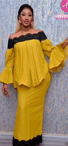 African Dresses For Women, African Attire, African Fashion Dresses, African Women, African Print Skirt, African Print Dresses, African Print Fashion, Hijabi Gowns, Nigerian Dress