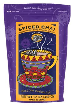 Big Train's Spiced Chai Latte mixes are legendary, some even say addicting. 12 oz bags for $6.50.