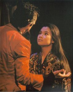 Current obsession: Miss Saigon. Always makes me cry buckets