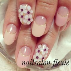I have flats that look like these nails! It's like micro finger shoes! #nailart #nails