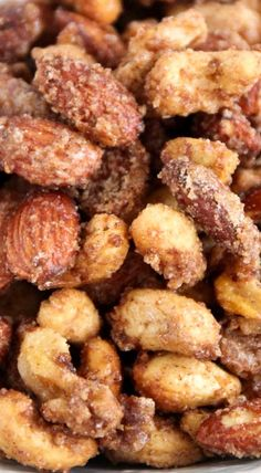 Candied Mixed Nuts                                                                                                                                                                                 More