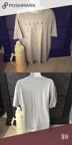 Adidas Mens Teeshirt Great Adidas Teeshirt 100% Cotton. Good Condition.. No rips no stains! adidas Shirts Tees - Short Sleeve