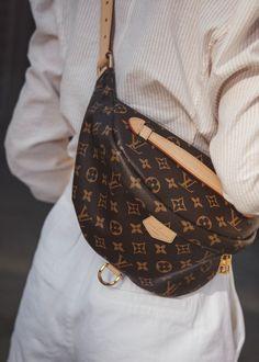 7c0f0d77c12 Jenny Tsang of Tsangtastic wearing Louis Vuitton bumbag styling belt bag in  Hong Kong  brandedbags