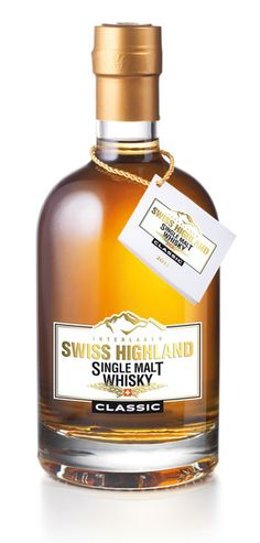 Swiss Highland Single Malt Whisky «CLASSIC»