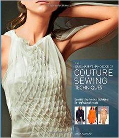 Goed boek, gaat eigenlijk niet over couture maar juist machinetechnieken, aangeraden door la sewista