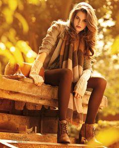 Natural Woman - Revista J #lovefashion #shopping #winterlooks #lima @jockeyplaza
