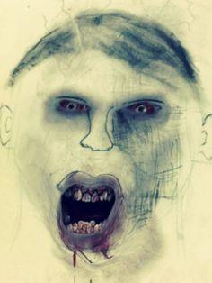 Gemaak met zombie booth 2