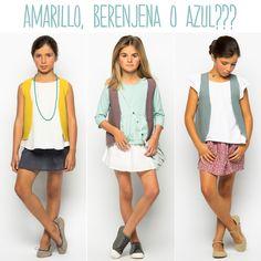 CHALECOS!!! Irresistibles!!!  http://www.nicoli.es/tienda/mini/nina/chalecos/